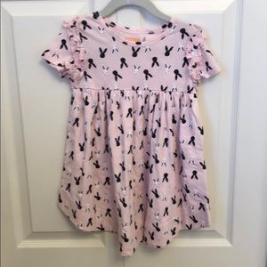 Harper canyon bunny pink dress